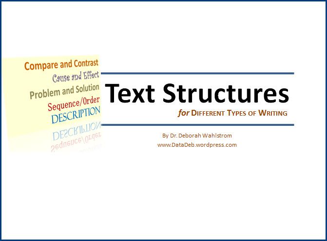 Text structures cover